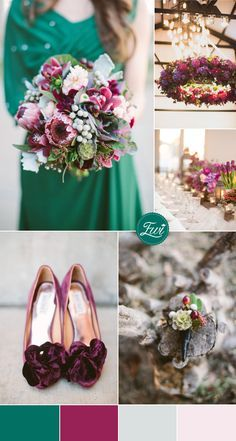 5 adorable jewel toned wedding color ideas for 2015 jewel tones 5 adorable jewel toned wedding color ideas for 2015 junglespirit Images