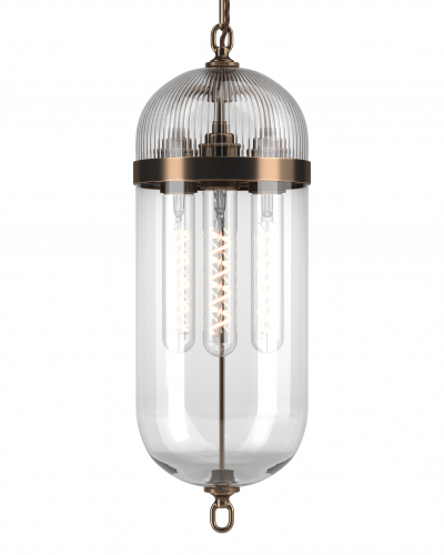 Art deco lighting supplied and beautifully restored by fritz fryer lighting