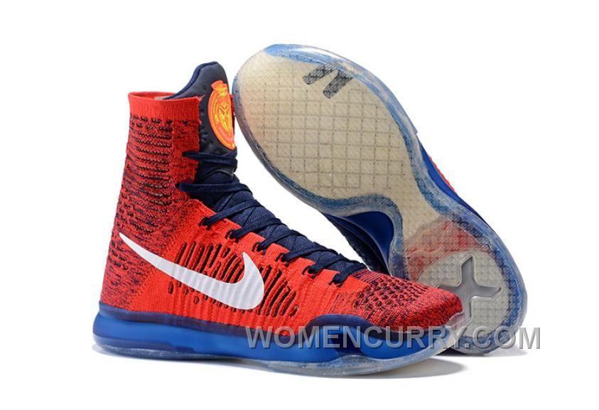 "6629fb29d91 Find Nike Kobe 10 Elite High ""American"" 2016 For Sale Top Deals online or  in Pumarihanna. Shop Top Brands and the latest styles Nike Kobe 10 Elite  High "" ..."