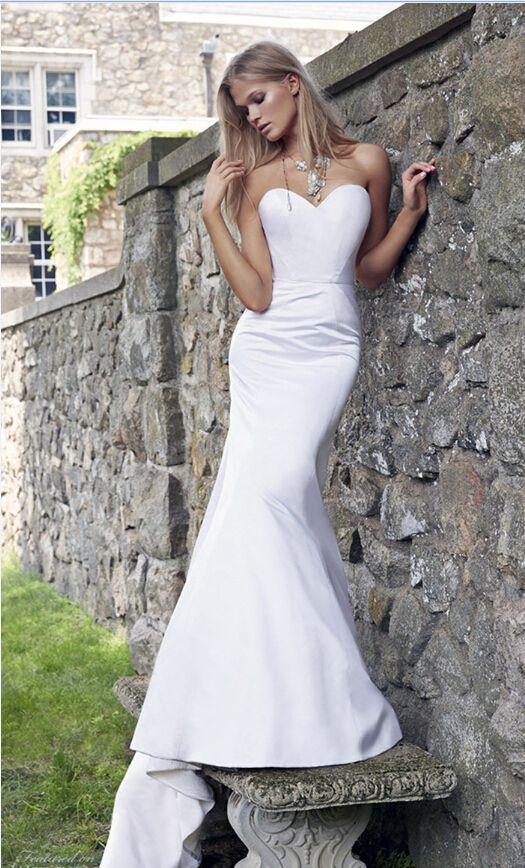 Pin by Mariana on Wedding Dress in 2020   Beach wedding