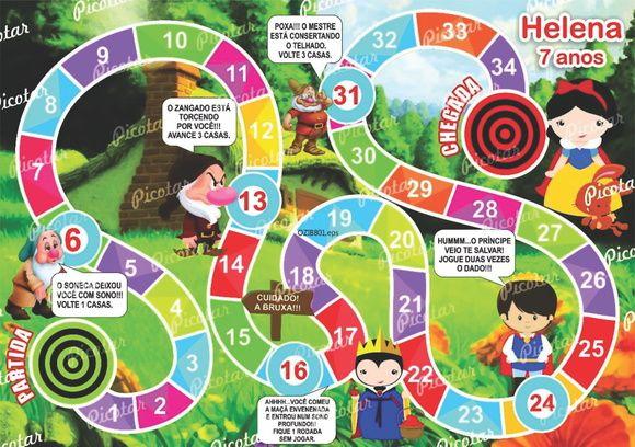40 Jogos Tabuleiro Personalizados No Elo7 Thunderpanda Festas B6108e Jogos De Tabuleiro Jogos Jogos De Tabuleiro Para Criancas