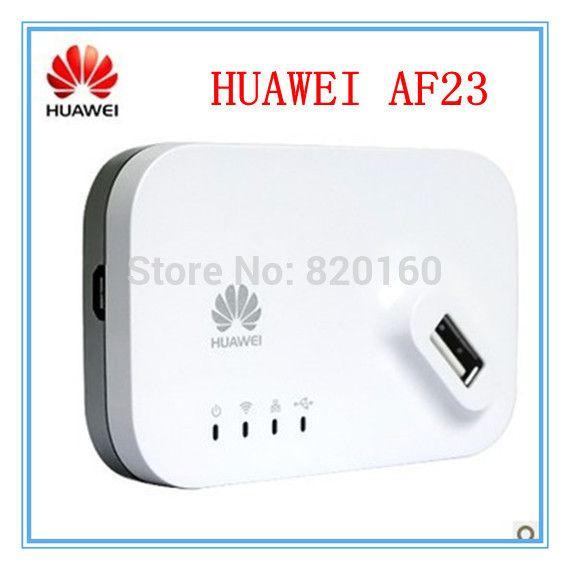 Huawei AF23 LTE 4G 3G WIFI Sharing Router Dock USB WLAN ANTENNAS