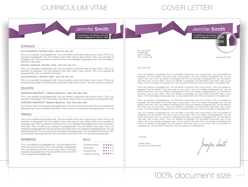 CVTemplates ResumeTemplates CVWordTemplates – Microsoft Word Template Resume