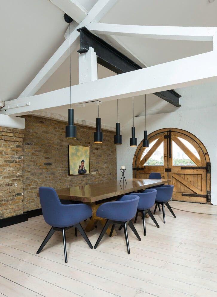 loft apartment in london homeadore eclectic decor pinterest