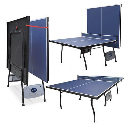 New Folding Table Tennis Table Professional Ping Pong Set With Net Bule View More On The Link Http Www Zeppy Io Product Ping Pong Table Table Tennis