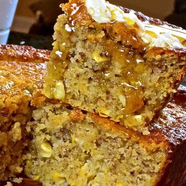 Recipe Remix Butter Pecan Cornbread Video Corn Bread