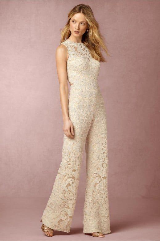 d6150061f3d Bridal Jumpsuits For A Rustic Wedding - Rustic Wedding Chic