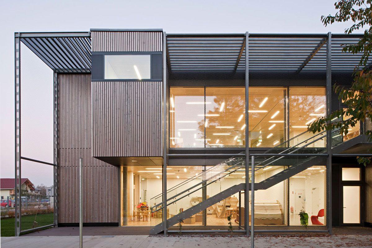 Galeria de Creche Schukowitzgasse / KIRSCH Architecture - 2