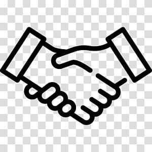 Handshake Computer Icons Cooperation Handshake Transparent Background Png Clipart Computer Icon Clip Art Transparent Background