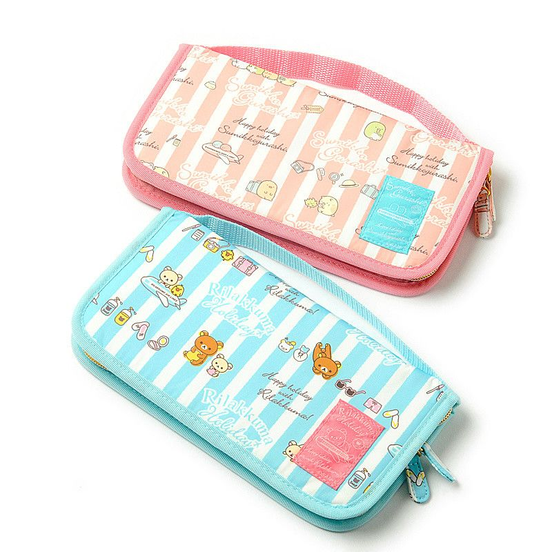 The Adorable Characters From Two Of San X S Most Por Series Sumikko Gurashi And Rilaka Are Off On A Vacation This Case Features Supremely