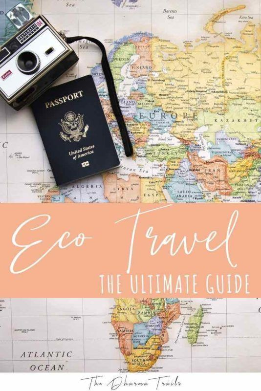 Looking for ways to make your next vacation an eco friendly one? We've got the eco travel tips for you, including what products to pack, what to do, where to stay and more. From eco resorts, to ethical animal tourism, these are the eco travel ideas to know! | #ecotourism #ethicaltravel #responsibletourism