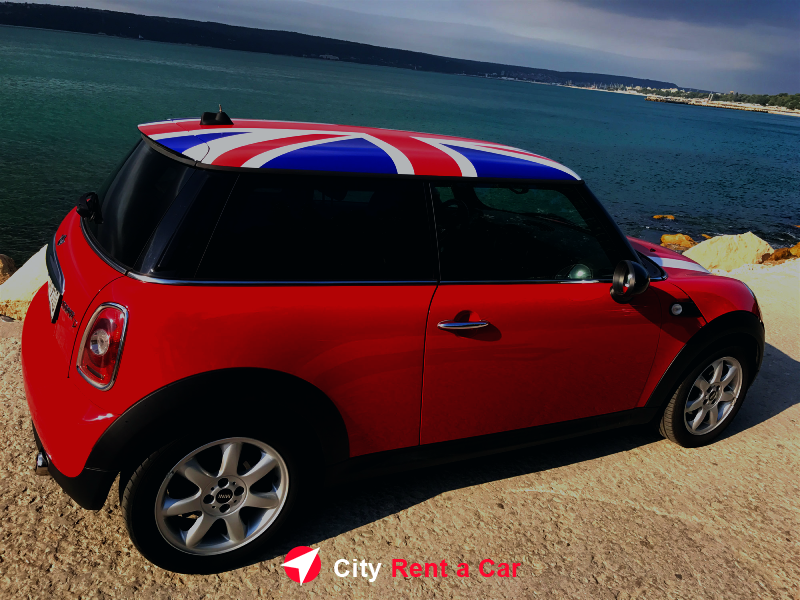 Mini Cooper D United Kingdom Flag Mini Cooper Luxury Car Rental Mini Cooper D