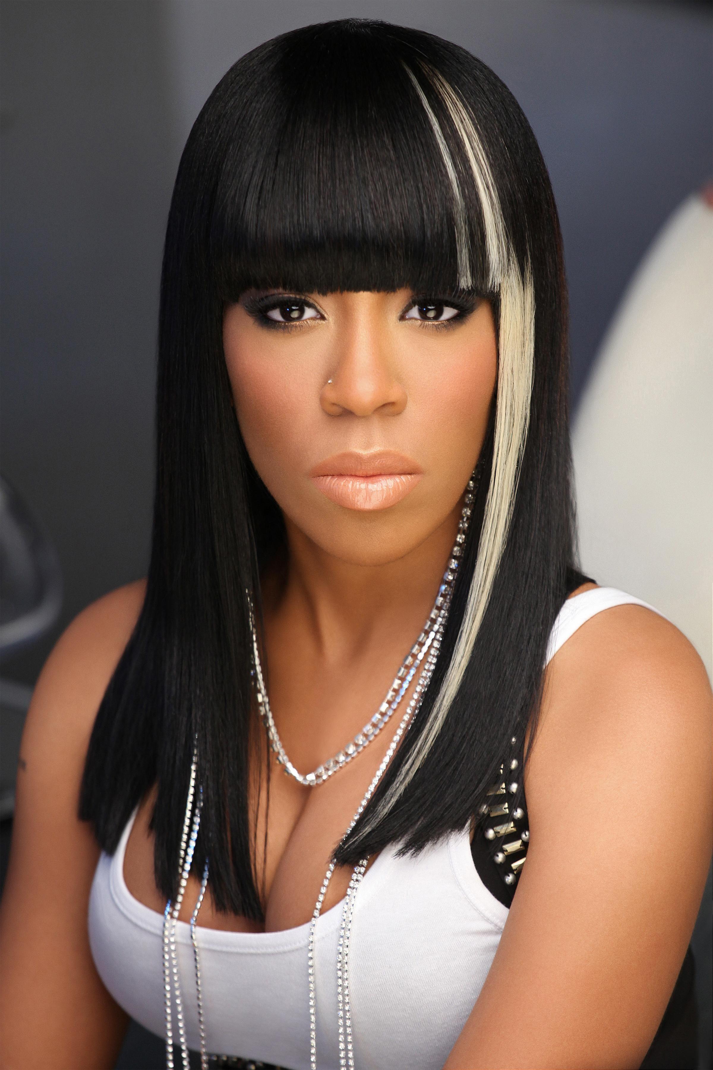 K.Michelle  Wig hairstyles, Hair styles, Long hair styles