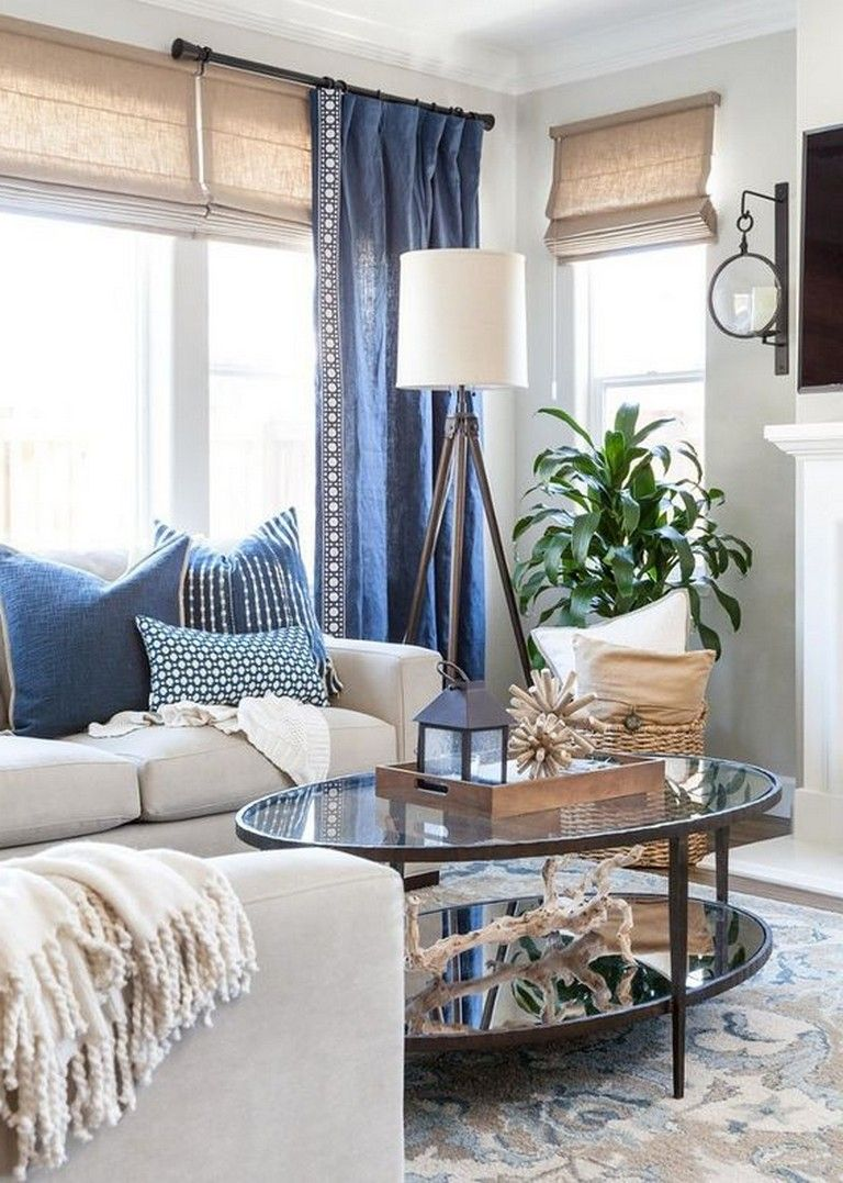 21+ Best Coastal Living Room Design Ideas #coastallivingrooms