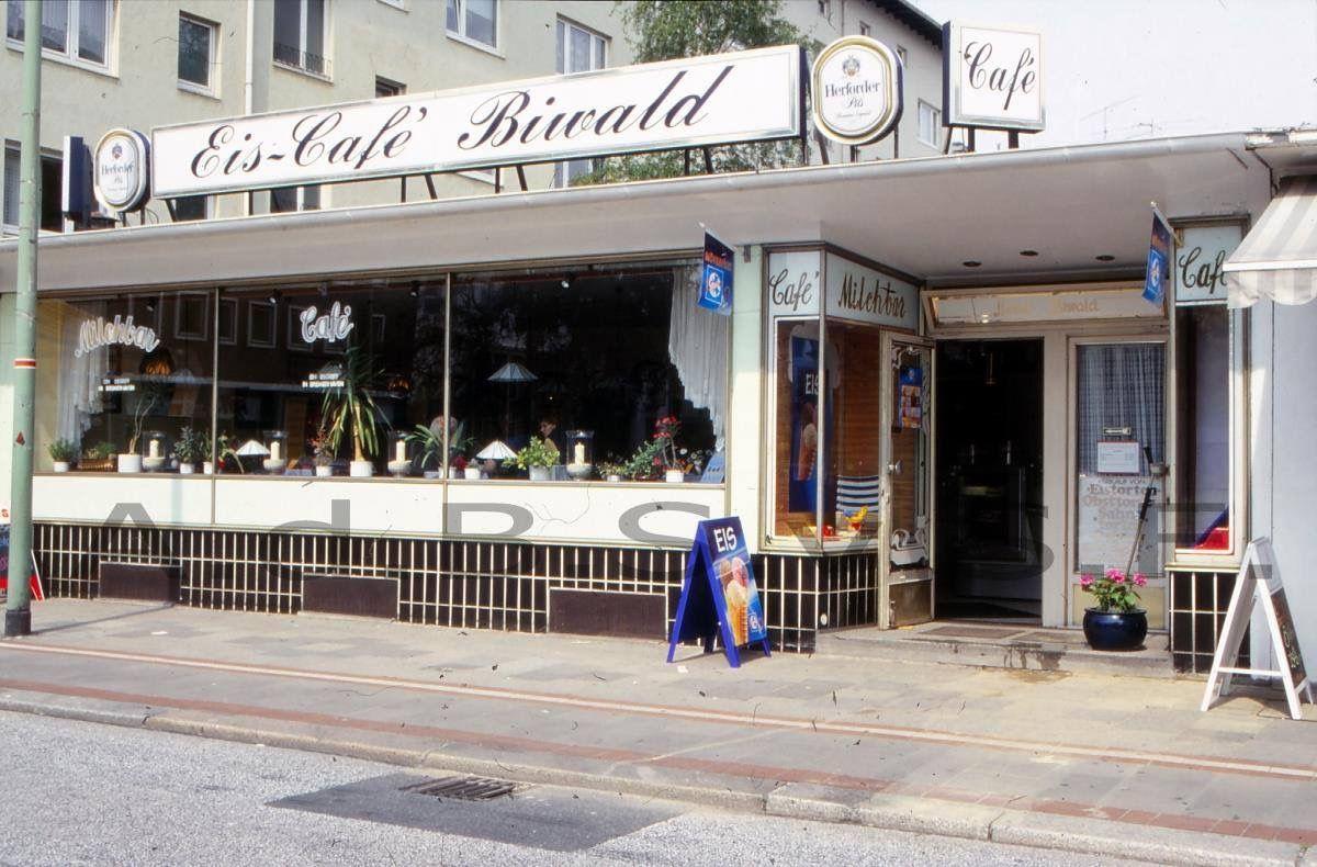Alte Milchbar, Lloyd Straße