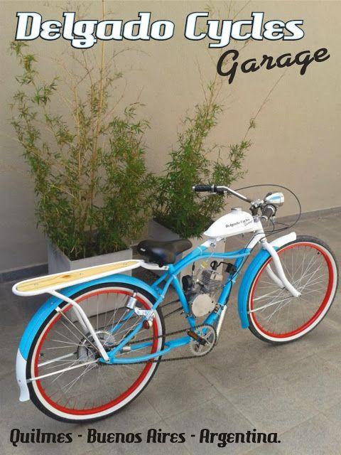Bicicleta+con+motor+Cruiser+Surf+Style+Delgado+Cycles+Garage.jpg ...