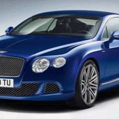 New Bentley Continental GT Speed 2013