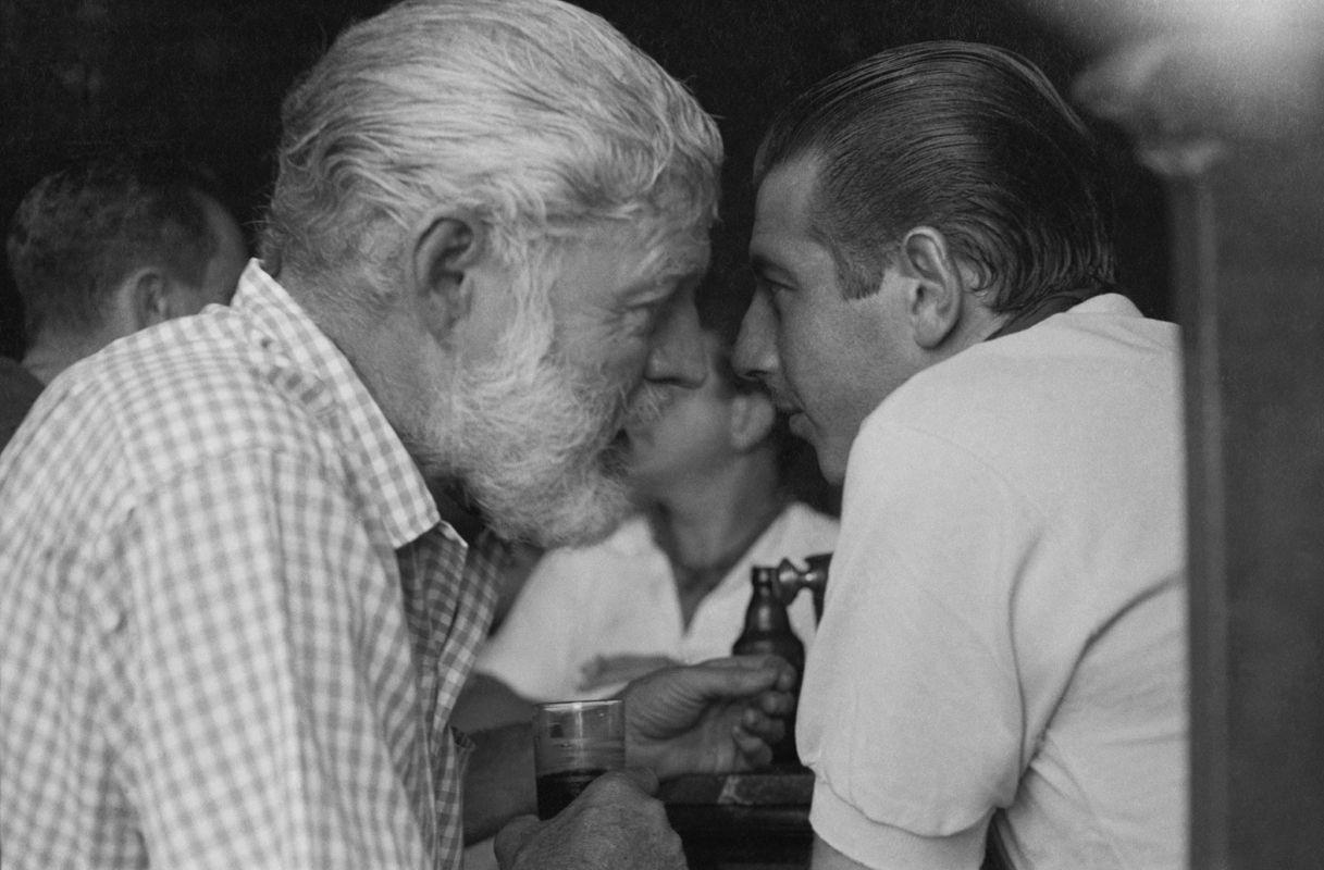 Resultado de imagen para Hemingway en Sanfermin fotos