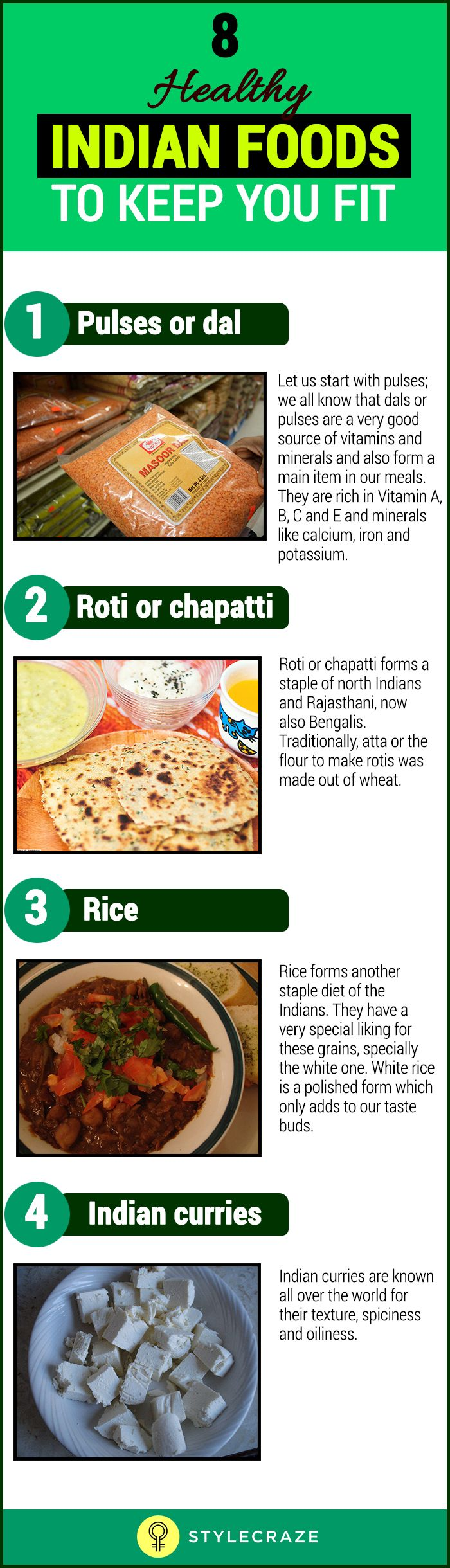8 Healthy Indian Foods To Keep You Fit advise
