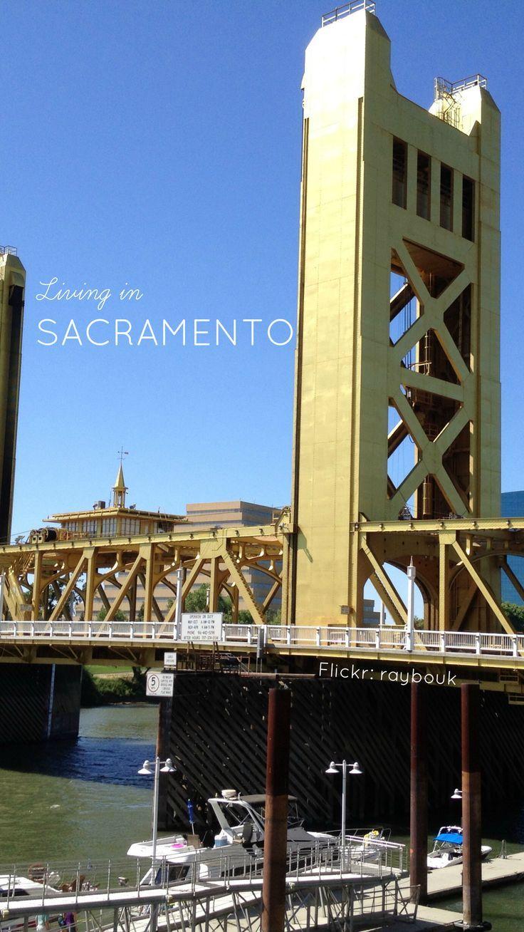 Living in Sacramento Sacramento, New city, Moving truck