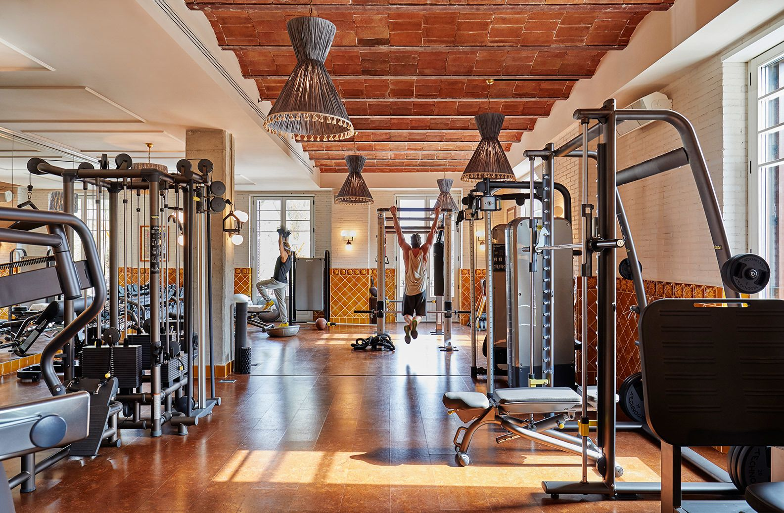 Pin by andrea creighton on gym fitness center soho house