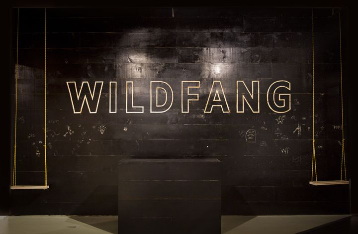 Wildfang Flagship Store Portland Oregon Retail Design