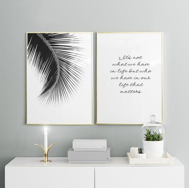 Poster Ideen schöne poster in einer collage einrichten und wohnen