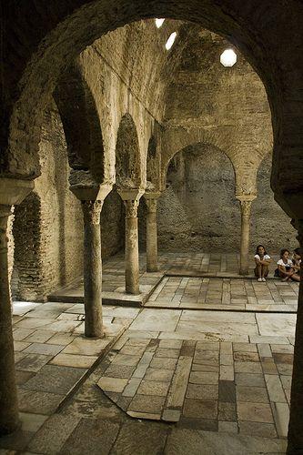 Ofertas Baños Arabes Granada | Ninas En Banos Arabes Granada Spain Granada And Spain