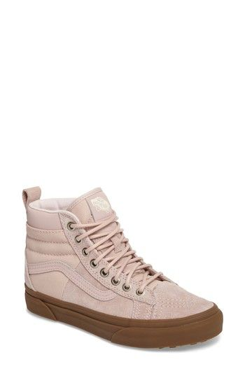 4c8003c932918 Free shipping and returns on Vans Sk8-Hi 46 MTE DX Sneaker (Women) at  Nordstrom.com. This revamp of an iconic silhouette features a  weather-resistant upper