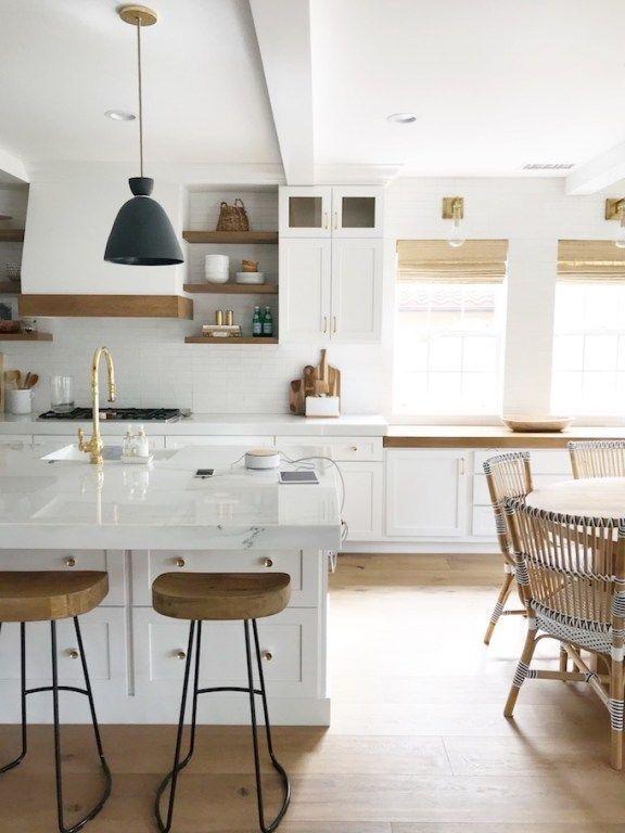 Design Trend 2018 Mixed Wood Tonesbecki Owens Home Pinterest