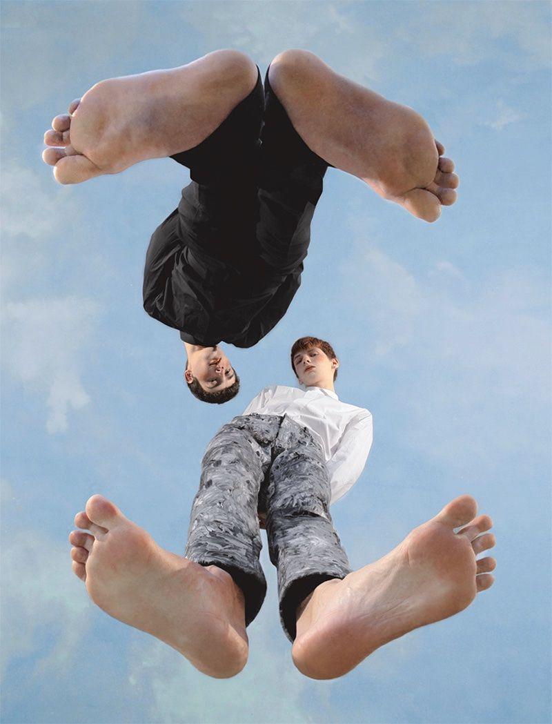 Marcos Del Rio, Sofian El Ben, Mario Sebastián Ginés Curro Verdugo and Luis Pérez |  #MarcosDelRio  #SofianElBen  #MarioSebastiánGinésCurroVerdugo  #LuisPérez #socksonfilm  #barefoot  #boysfeet  #cuteguys  #cuteboys  #fashion  #fashionphotography #fashionoutfitsmen #feet  #feetfetish  #feetmale  #feetmen  #feetmodel  #fetishphotograhy  #gayfoot  #gayguys  #guysbarefoot  #handsomeboys  #hotmen4men  #hotmenswear  #malemodel  #prettyboys  #saggingpants  #socks  #socksmen