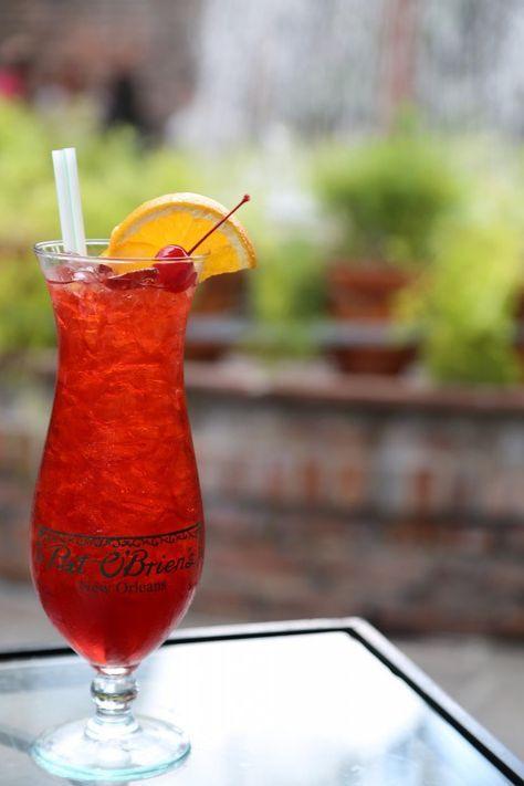 Copy Cat Pat O'brien Hurricane Cocktail #hurricanefoodideas