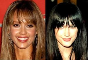 Bangs are a great way to switch up your style without risking too much. They work for just about any hair texture, but you'll need to study the shape of your face to pick your perfect cut &#8…
