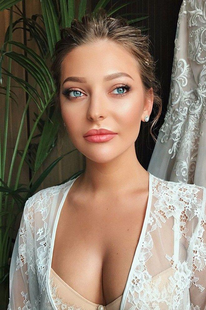 52 Best Eyecatching Natural Inspirational Bride Makeup