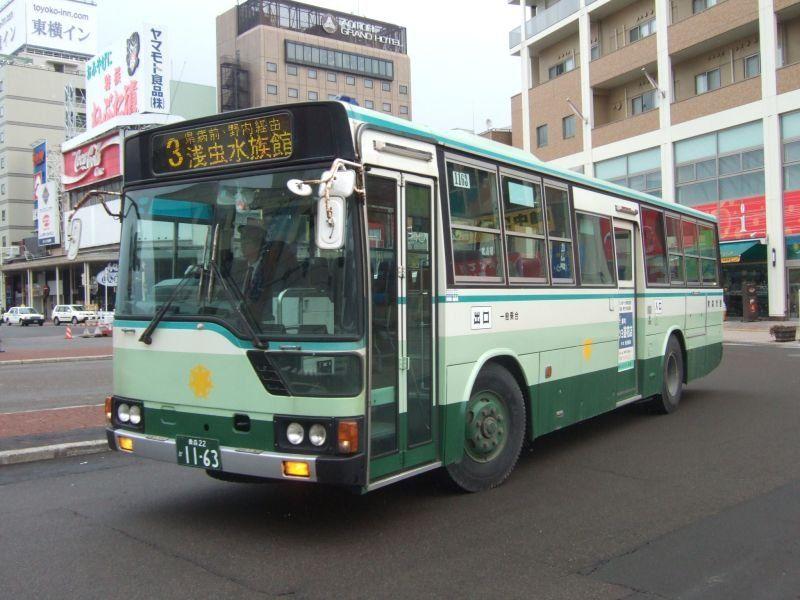 市営 バス 青森