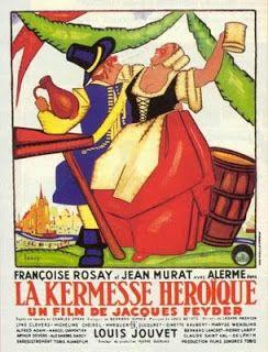 Cinemelodic: Crítica: LA KERMESSE HEROICA (1935)