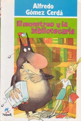 En Albacete vive un monstruo monstruoso normal y corriente, que además es muy caluroso. Para escapar de los rigores del verano, decide meterse dentro de un aparato de aire acondicionado. Lo que menos se espera él es que que dicho aparato acabe en una biblioteca.