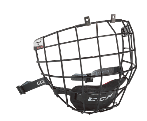 Ccm Resistance 580 Hockey Helmet Facemask Cage Hockey Helmet Helmet Hockey Equipment