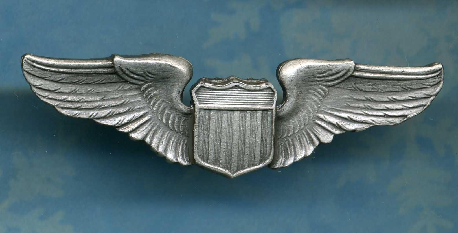 photos us army air corps   Army Air Corps Pilot Wings Air