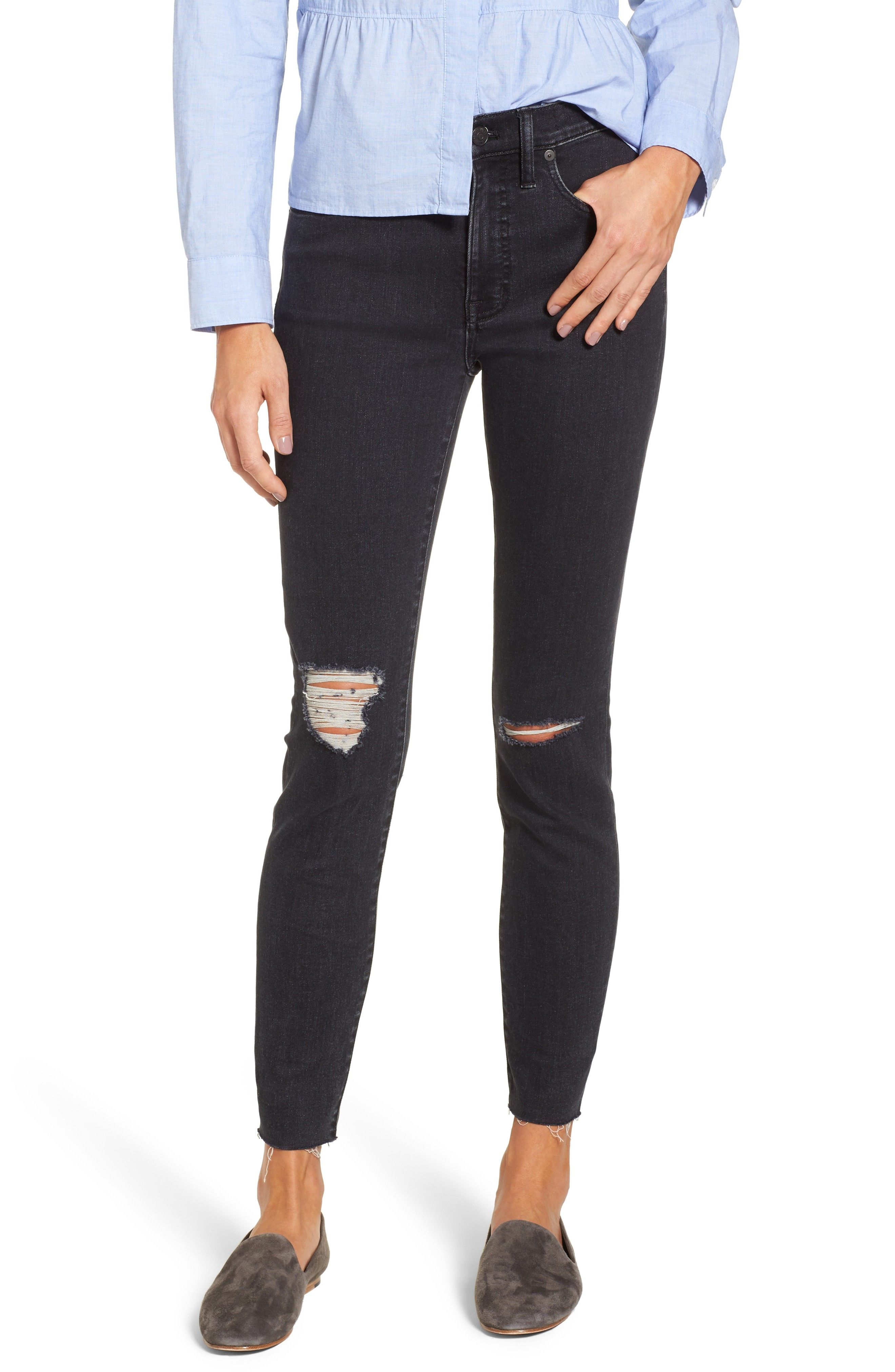 6435a43fa7f you honestly can never go wrong with madewell denim. it's one of their  specialties, so you know the quality will always be amazing. i love these  black ...