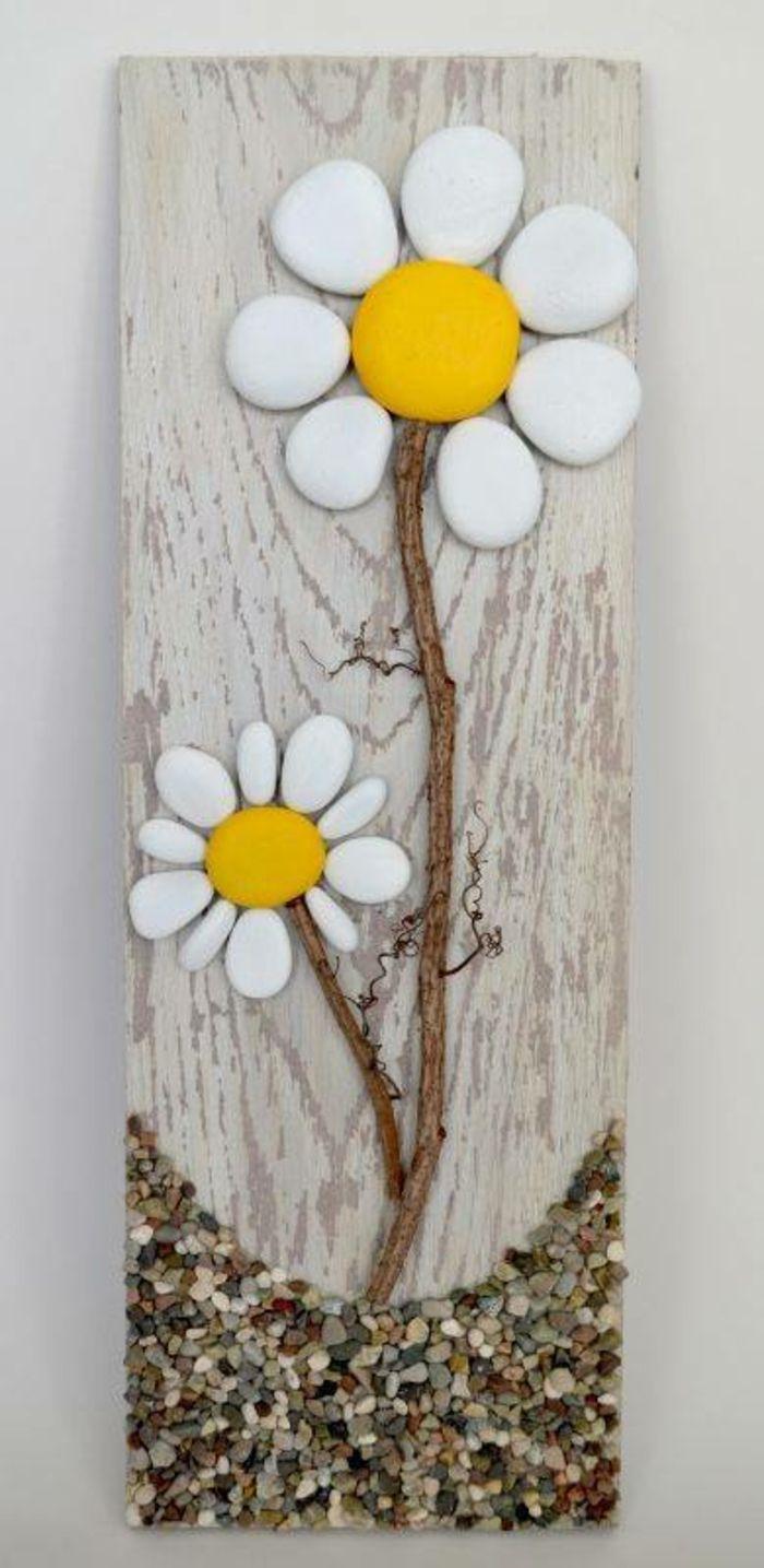 Steine bemalen- 40 Bastelideen für eine gelungene Farbgestaltung #cactuscraft