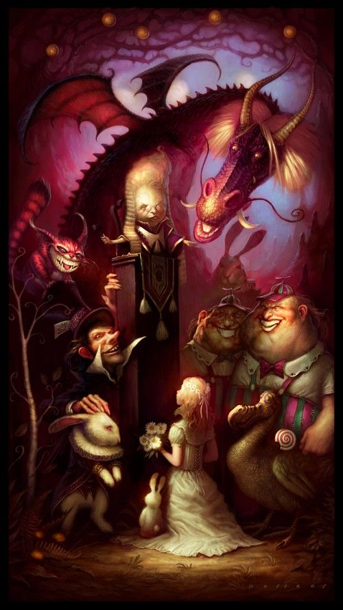 Alice by guterrez