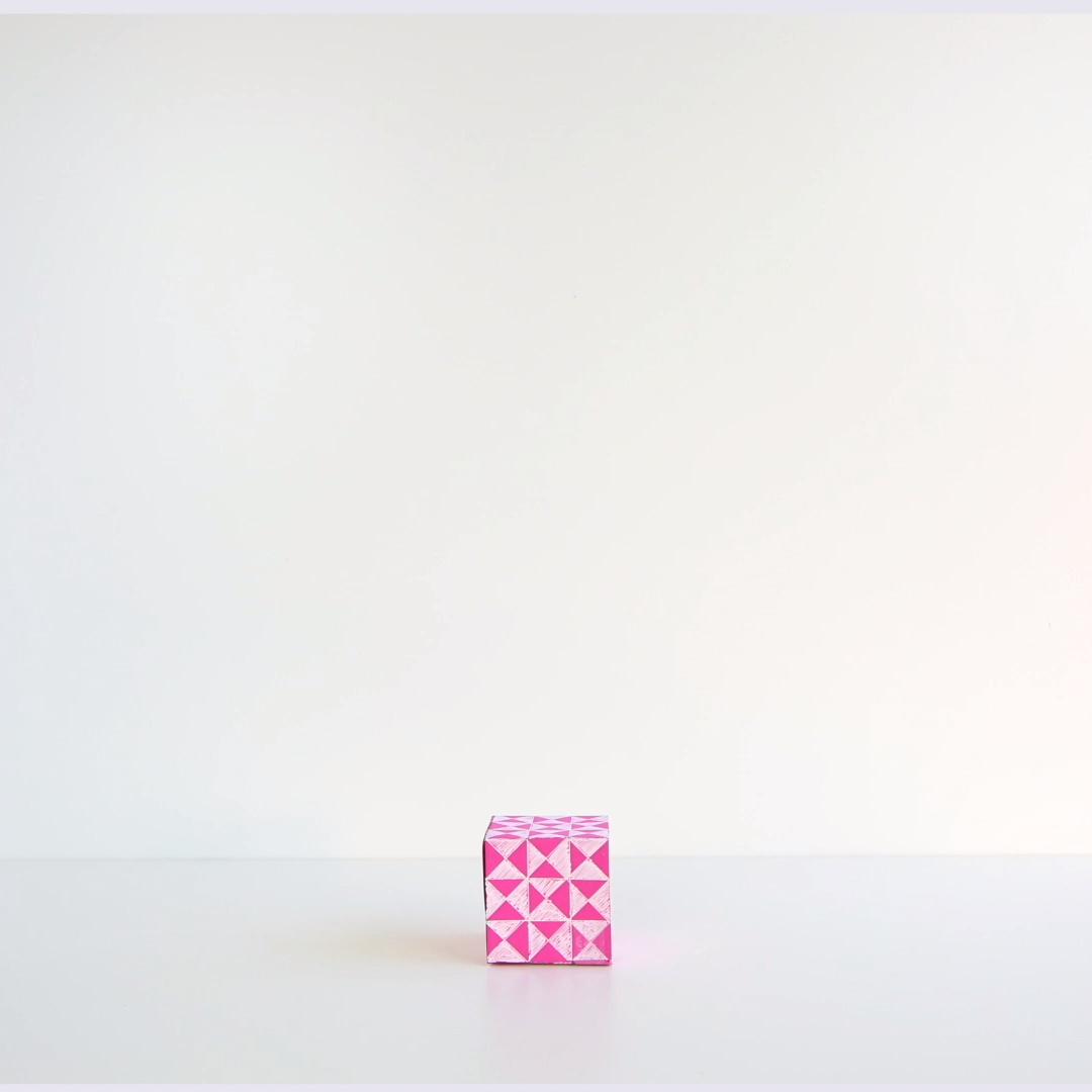 Math Art Idea: 3D Geometric Shapes | Babble Dabble Do | 3d