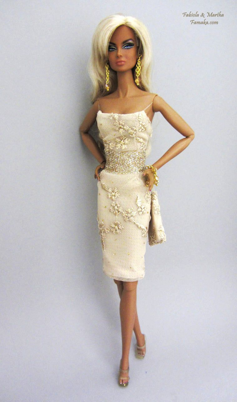Elenpriv OOAK Outfit for Fashion Royalty FR2 Doll Clothes 15 eBay 63