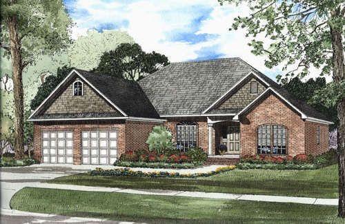 HousePlans.com 17-1105