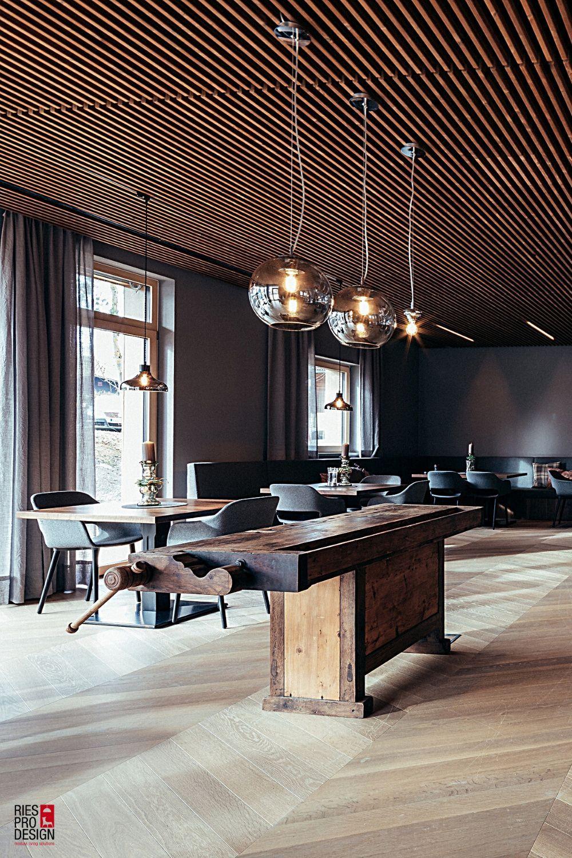 Gastronomie Einrichtung in 21   Innenarchitektur, Design, Haus deko