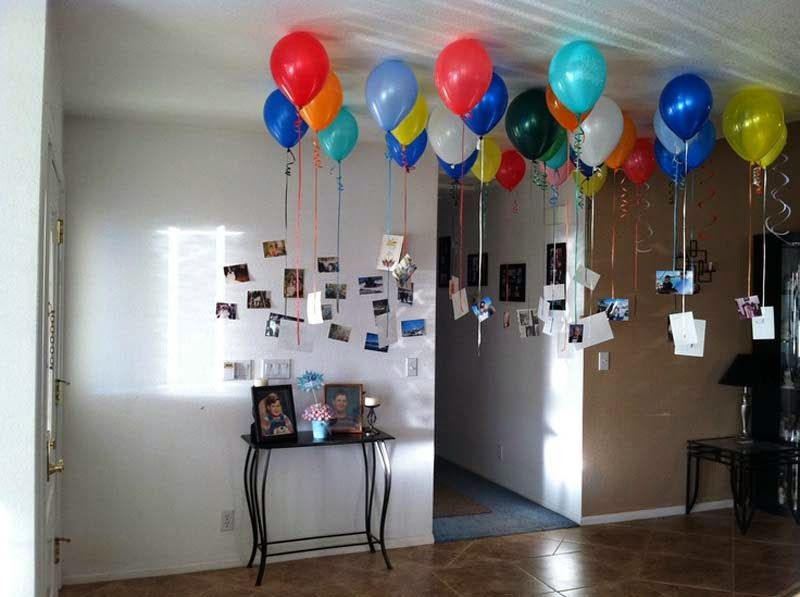 There are actually many unique birthday ideas for your for 40 birthday decoration ideas