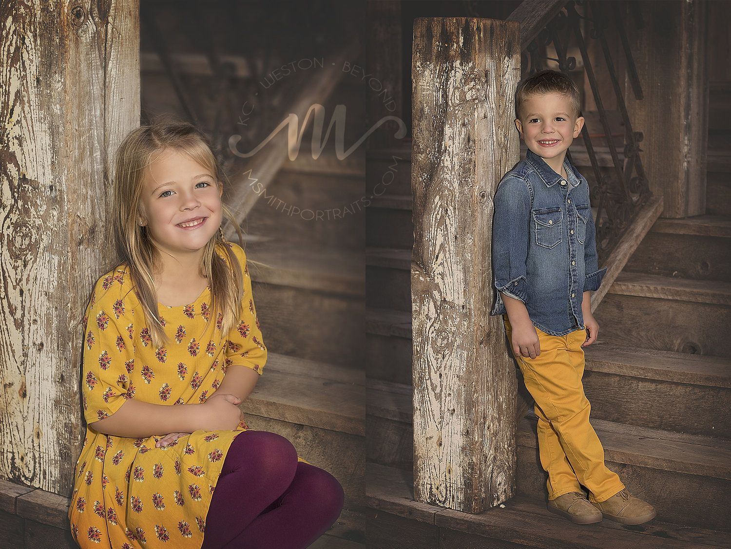 Sells Family Session in Kansas City's West Bottoms — M
