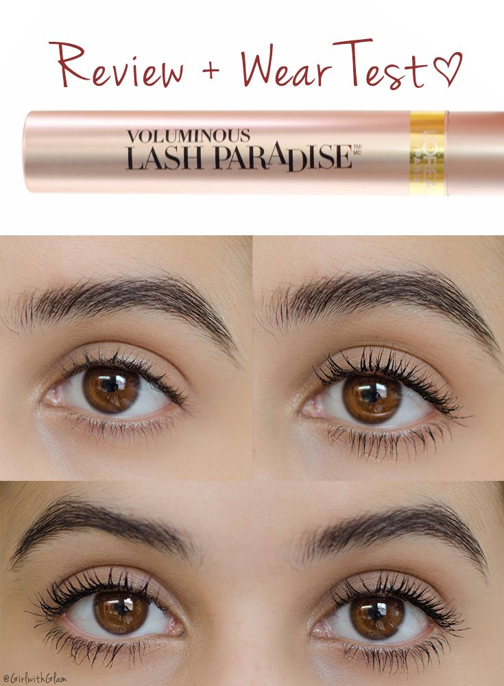 f78acda7e93 In this blog post, I am reviewing L'oreal Voluminous Lash Paradise mascara.  It is a new drugstore mascara retailing for $8.99. I do a thorough review  plus ...