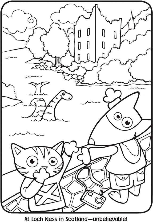 Welcome to Dover Publications - SPARK Cat and Dog Around ...